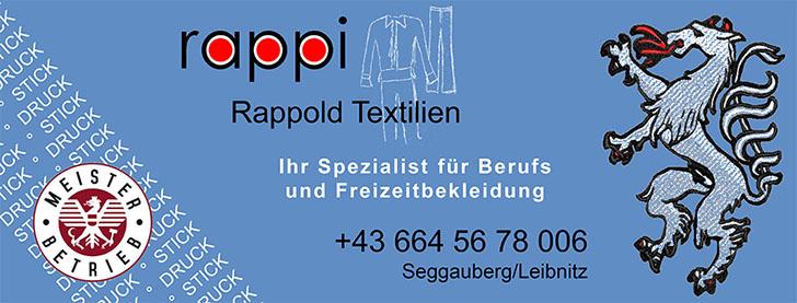 Textilien Rappold